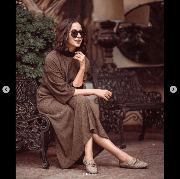 Nimra Khan Looks Stunning in Her Recent Photoshoot!