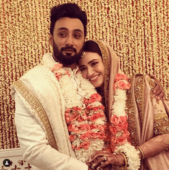 Sana Javed and Umair Jaswal Tie The Knot - Details Inside!