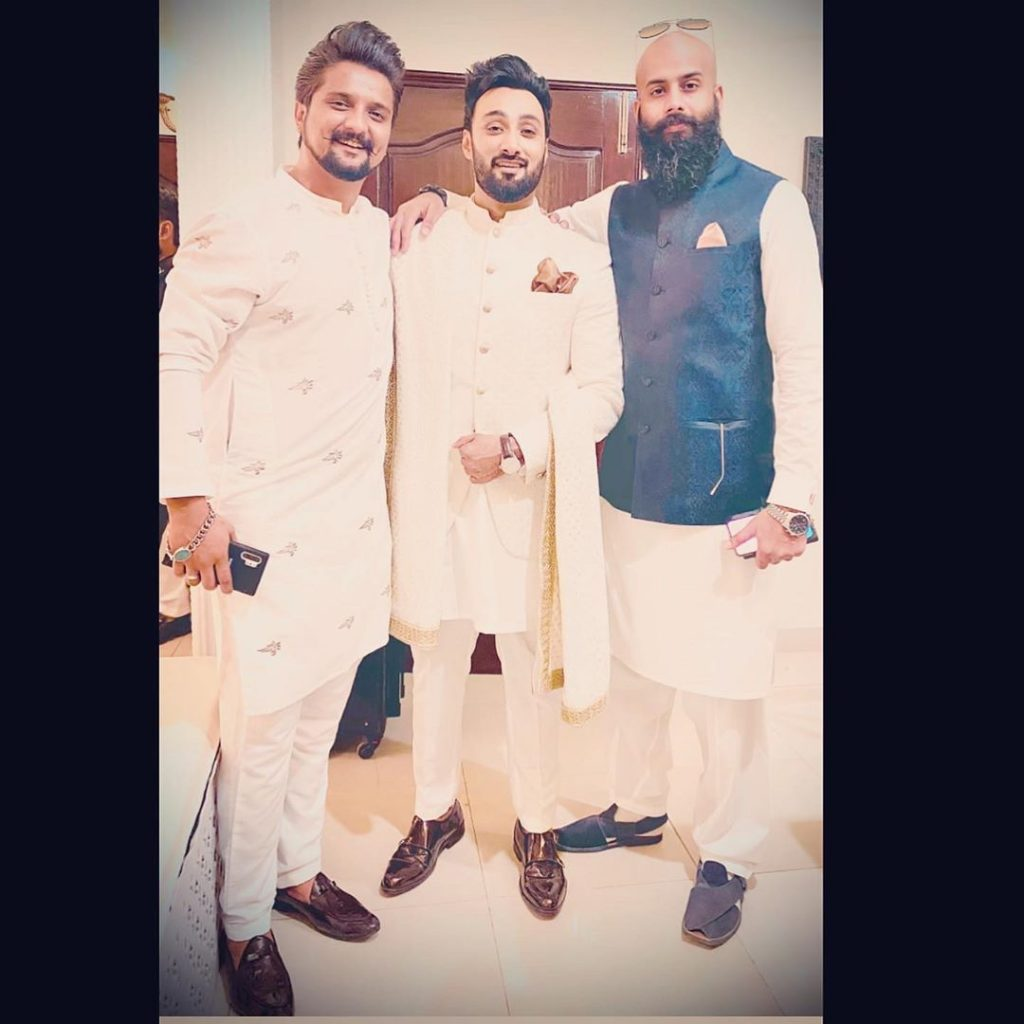 Sana Javed and Umair Jaswal - Here We Have Got Unseen Wedding Clicks