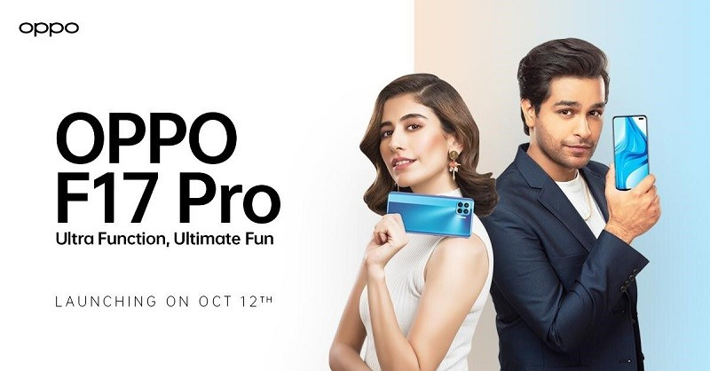 OPPO F17 Pro - OPPO the smartphone brand released teasers on October 2, 2020 for its upcoming Ultra Function, Ultimate Fun smartphone OPPO F17 Pro.  The teasers created a hype of curiosity leaving people bemused and speculating over who the product ambassadors could be.  Today, OPPO announced its new product ambassadors for their forthcoming smartphone OPPO F17 Pro.  The heartthrob Asim Azhar and the style icon Syra Yousuf will be the face of the much-awaited OPPO F17 Pro set to launch on October 12, 2020 at 8 pm. Syra Yousuf is a Pakistani model, actress, and former VJ, whereas Asim Azhar is a Pakistani singer, songwriter, and actor. A true style icon at heart, Syra represents the OPPO F17 Pro's sleek and trendy features, whereas Asim with his energetic personality embodies the powerhouse that OPPO F17 Pro is.   The charismatic duo truly resonates with OPPO F17 Pro's essence and its youthful spirit. OPPO has roped in the country's most loved youth icons to represent the highly anticipated and much-awaited OPPO F17 Pro in Pakistan. The new OPPO F17 Pro is an embodiment of creative persona with the device bringing to life flawless photography, sound, and video qualities with its premium design, 6 AI cameras, 30W VOOC 4.0 Flash Charging, and fast experience. The brand claims it to be the sleekest smartphone until now with 7.48mm thickness and 164g weight. It will allow users to bring their artistic expression and renditions to life just like the F17 Pro product ambassadors.  OPPO F17 Pro is a smartphone for the youth empowering them to explore, discover, and capture more beauty in life, using the cutting-edge technology that OPPO is known for. The product ambassador reveal has set a new state of amazement and trance among the masses of what more is to come as consumers start to get glued to the brand's page for new feature reveals and announcements.