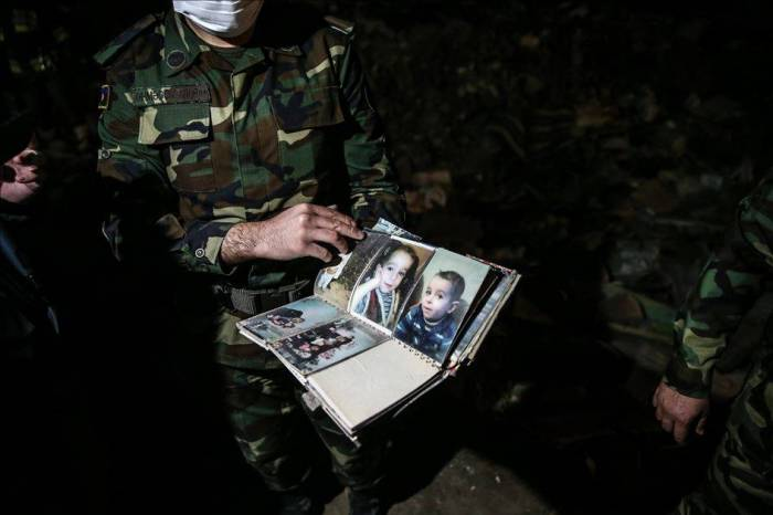 Armenia conducted terrorism by killing civilians in Ganja with ballistic missiles
