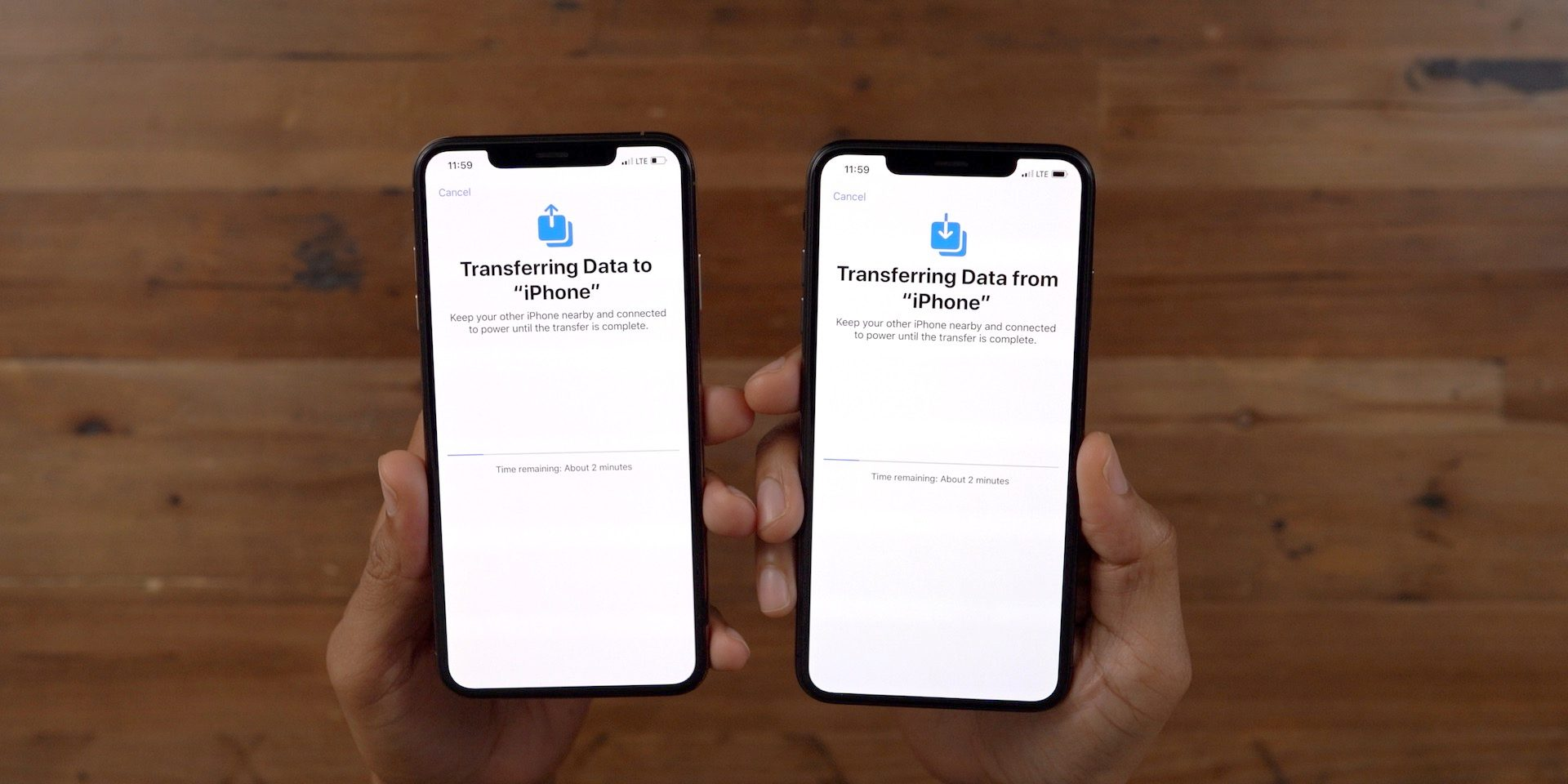 If you are switching your iPhone, transferring so much of the data accumulated through months and years can be a task and a half. Nobody likes doing it, but you can't live without your old data too. This is why you must know of easy and safe ways through which you can have all your data into a new iPhone without any hassle. Today, we are discussing three methods through which you can transfer your data from an old iPhone to a new one easily. Let's discuss them now: Use iTunes To Transfer iPhone Data Simply by using the iTunes app, you can safely transfer the data. It isn't a hard process either. Just follow the steps mentioned below and you will be good to go: - Make sure your device isn't set up already. If it is, you will have to erase before you can backup your data using iTunes - Turn on your new device. There will be a 'Hello' screen along with a few prompts to follow. Follow all the instructions - Once you follow all the steps that appear on your screen, you will be given an option to restore your data from the iTunes backup. Click on the 'Next' button to ensure that you start the backup process on your new iPhone - You will now have to connect your iPhone to a computer that was used to back up the iTunes data from your old phone - When connected, open iTunes and select the new iPhone that you wish to transfer the data on - Click on 'Restore backup' and initiate the process. You will have to wait for a couple of minutes (or more) depending on the data size for your iOS device to complete the backup Use iCloud To Transfer iPhone Data A second way to transfer data is by using iCloud. This is one of the most common ways as well. One thing you need to know is that with iCloud, only the most recent or the latest backup saved on the current device can be transferred to a new one. Here is how you can do it: - Turn your new iPhone on. When the screen prompts a 'hello' sign, start setting the device as per the guided instructions - Keep following the instructions until