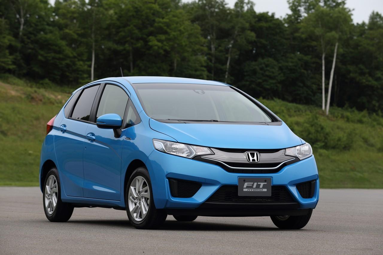 Honda Fit 2020 - A Close Look at Honda's Hybrid Hatchback