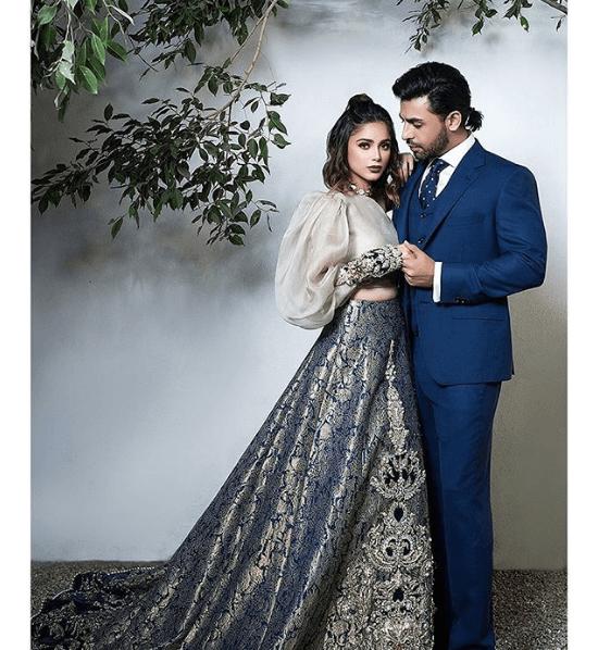 Aima Baig and Farhan Saeed Turn On Heat With Sensational Photoshoot!