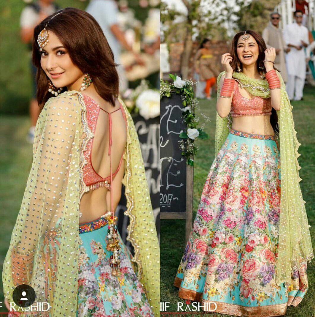5 Times Hania Amir Slays Her Fans in Eastern Looks - Pictures Inside!