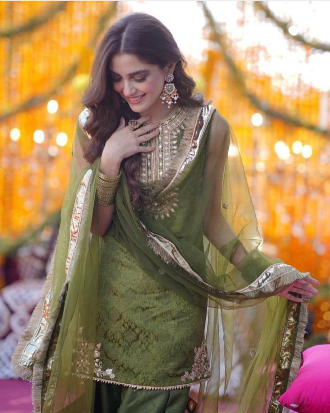 Maya Ali Proves She Can Wear Anything To Look Hot and Stunning!