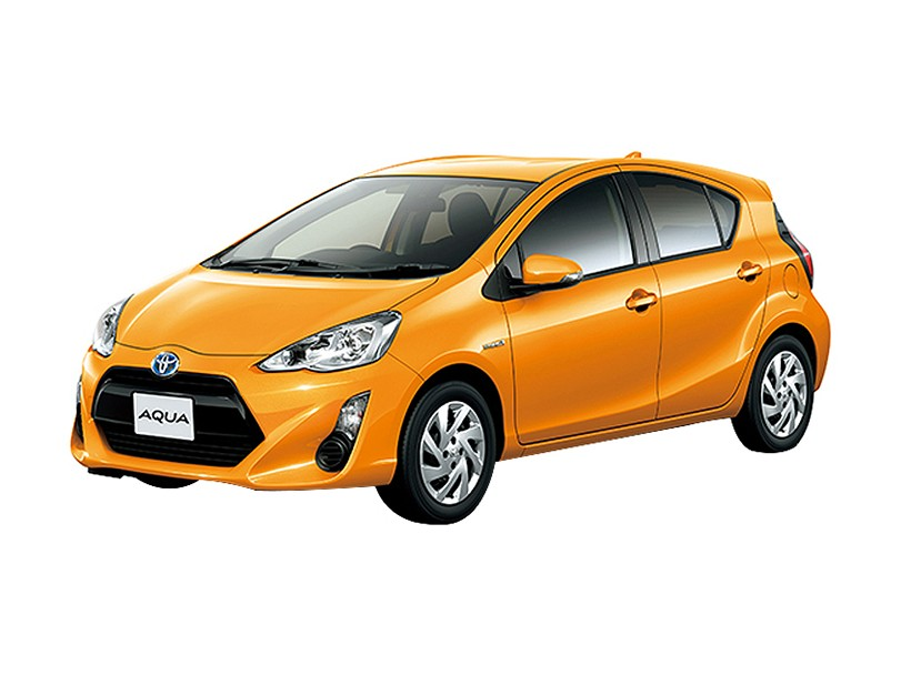 5 Best Hybrid Cars in Pakistan - Affordable and Loaded with Features- Toyota Aqua