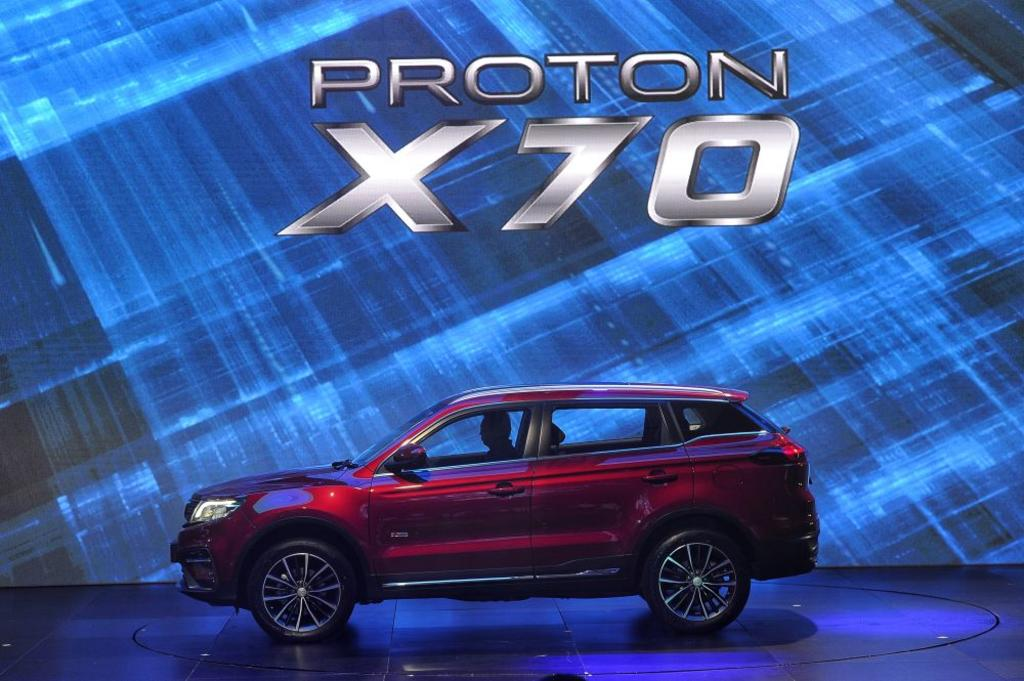 Proton X70 Launch in Pakistan - Features, Specs and Images Unveiled