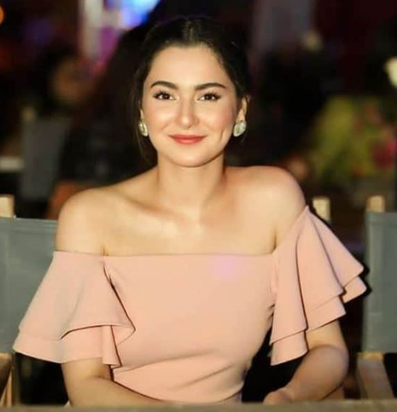 Hania Amir Reunited With The Love Of Her Life
