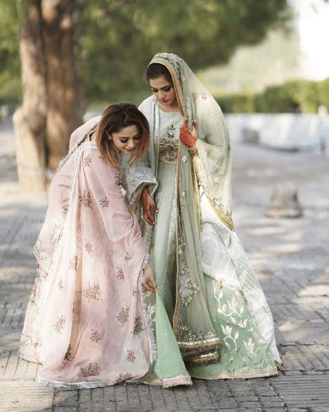 Aima Baig Sister Nikah - Check Out These Fascinating Clicks!