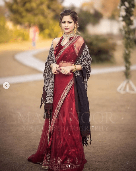 Aima Baig's Sister Nikah - Check Out These Fascinating Clicks!