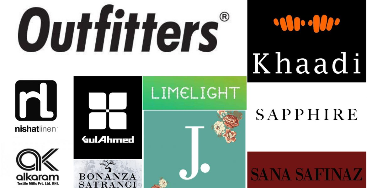 Our Favorite Top Retail Fashion Brands In Pakistan