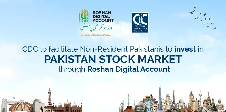 Roshan Digital Account Pakistan