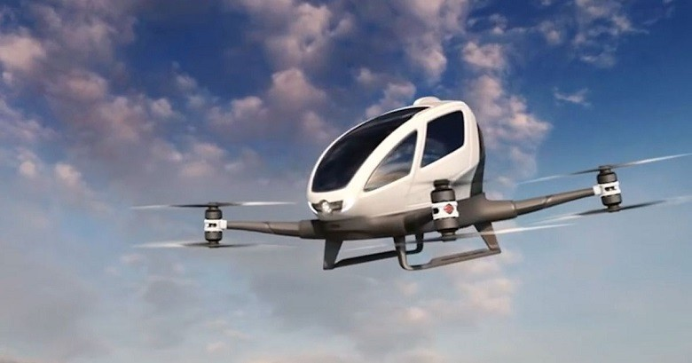 """Drones - The concept of flying cars/vehicles isn't something unheard of or new; in fact, it has been etched into the minds of movie buffs for decades, owing to their usage in Sci-fi flicks, the mere thought of a high-tech flying car mesmerizes audiences; as something that's innovative, unusual and out-of-the ordinary. Fast forward in 2020, the fiction is becoming a reality now, as passenger drones and flying vehicles are being manufactured and tested in several parts of the world for future deployment and usage. One of the pioneers in this field, Zharbiz international; a consultancy firm based out of the Philippines is working to introduce drone technology, whereby offering a revolutionary solution, along with added convenience in the fields of fire-fighting, commercial travel (drone taxis), health and agriculture. Zharbiz holds the exclusive distribution rights for the famous """"Ehang"""" drones. It is pertinent to mention here that Ehang is the world's first company to receive a license to develop and operate passenger drones. Initially, the company foresees helping the Philippines in its pursuit to modernize the country's fire departments with the latest firefighting equipments; bringing it among the top 5 countries bearing firefighting containment expertise. With the addition of the Ehang autonomous firefighting drone to its fire departments, the Philippines aims at deploying the drones to blazes in high-rises, located in densely populated areas, where time is critical to saving precious lives. The 216F drone harnessing Austrian technology is able to fly up to heights of more than 1900 feet, while carrying 39.6 gallons of firefighting foam, in addition to six fire-extinguishing bombs. These drones could be auto-piloted or remotely controlled as per the requirement to reach areas before the first-responders, in case of a fire. In addition, passenger grade autonomous aerial vehicles named Ehang AAV is able to carry two passengers and is operable from a central command """