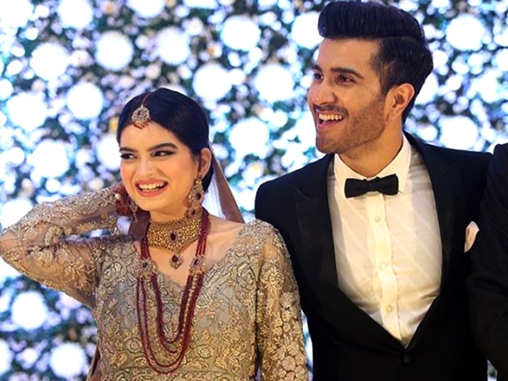 Another couple going to part ways? Well... after the reports of separation about Farhan and Urwa, now social media is heated up with the rumours of Feroze Khan and Alizey parting ways. As per the reports, the famous actor Feroze Khan and his wife Alizey Fatima have parted ways after 2 years of their marriage. Further details reveal that that couple is no longer living together and have already gone into separation. Here we have got more details! Are Feroze Khan and Alizey Parting Ways? The social media has picked up the heat over the speculations of separation of the talented actor Feroze Khan and Alizey. The news surfaced when Feroze Khan grabbed public attention on Instagram for unfollowing Alizey and her family. Furthermore, Alizey has also deactivated the account through which she used to stay in touch with fans. Feroze and Alizey's Wedding Feroze and Alizey got married in 2018 and they were blessed with a baby boy last year. The wedding remained in the limelight as Feroze's sister Humaima introduced her sister-in-law with great pleasure on social media. Earlier, Feroze Khan and Sajal Aly were known well as a cute celebrity couple in the town. However, none of them ever officially declared about their relationship. After Sajal gained hype for being in relationship with Ahad Raza Mir, Feroze Khan also stepped ahead to tie the knot with Alizey. Now everyone is looking forward to any official statement in this regard from Feroze Khan and family. The fans are having high hopes that everything turns out merely speculative. Urwa and Farhan's Separation Reports! A few days back, Urwa Hocane and Farhan Saeed went viral on social media under the speculations of their separation. However, an official statement from any of the celebrities is still awaited. There is nothing clear about their relationship yet. Do you want to add up anything to the story? Don't forget to share your valuable feedback!