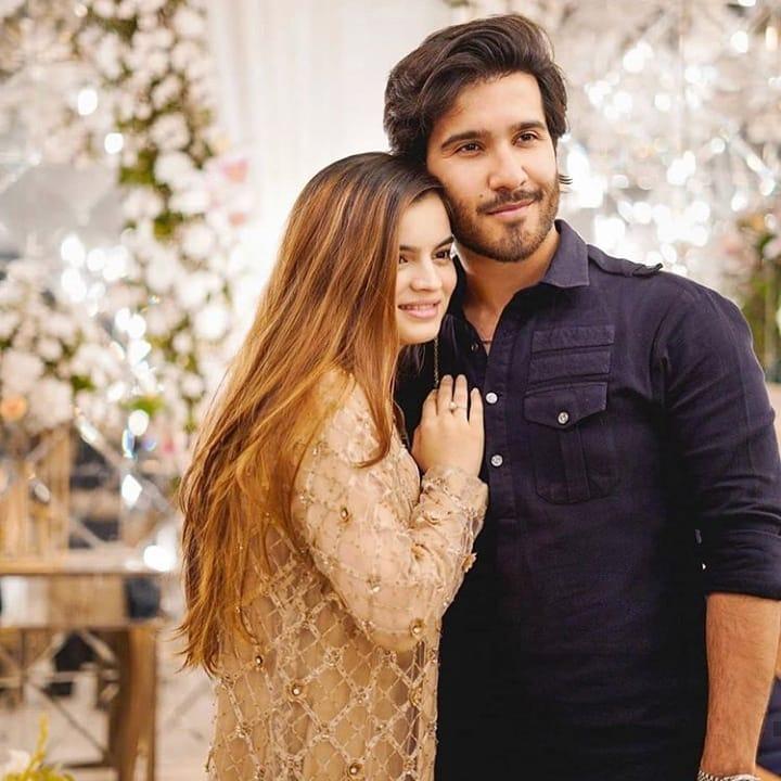 Feroze Khan and Alizey To Part Ways? - Details Inside!