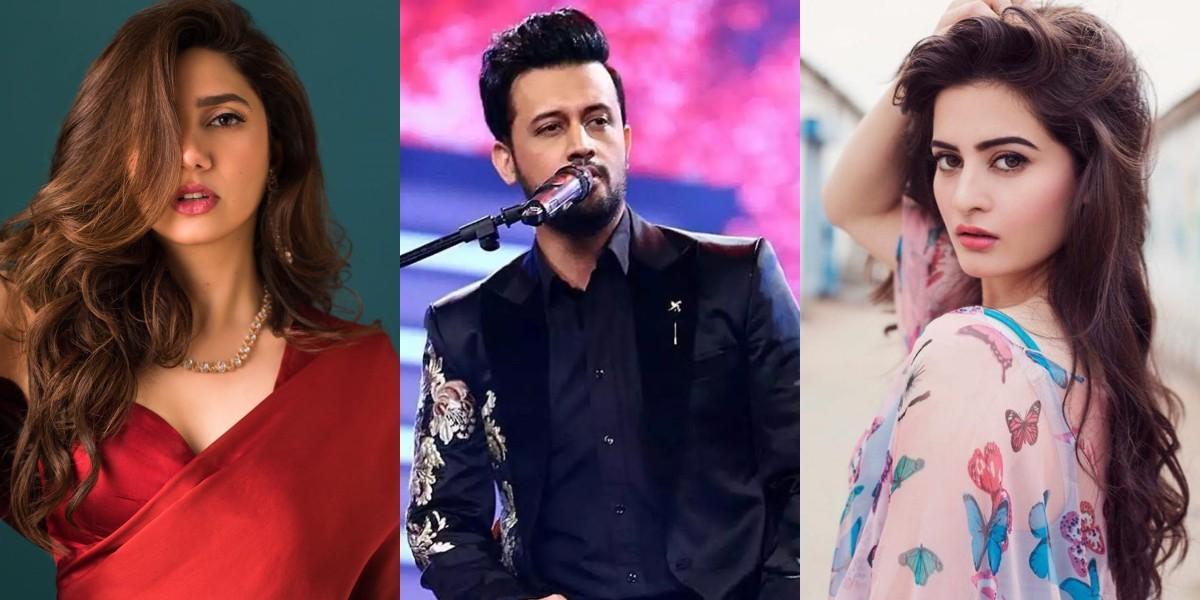 Mahira Khan, Atif Aslam And Aiman Khan Featured in Forbes' 100 Digital Stars!