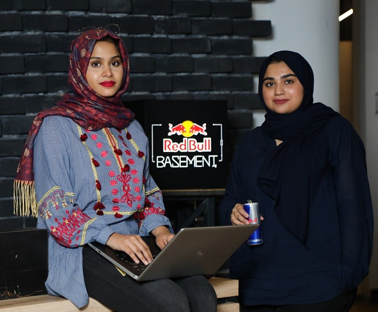 """UniThink - Red Bull Basement 2020 Pakistan winners Hira Siddiqui and Warisha Farhat have discussed their prize-worthy idea, entrepreneurial plans and making educational reforms through technology in Pakistan. Experiencing the transformation of education from within the four walls of the classroom to expanding to living rooms across the world, the two IBA Karachi final-year students Hira Siddiqui and Warisha Farhat came up with the idea to solve a decades-long issue faced by the students in their 16+ years of education with the help of Red Bull Basement. The two finance students, facing similar issues in their research work, came up with the idea to develop an application, 'UniThink'. The app tends to digitize the mediums of research by bringing together an interchangeably adaptive community of millions of thoughts and connecting them with the people who want to test out the limits of their ideas.  They will also have the access to advanced tools through which they can not only produce a stream of data, but the data will be automatically analyzed as well through a series of algorithms. Everyone who has been involved in the research work knows how difficult it is to find the right people for your survey. This is where UniThink comes to rescue, allowing the users to find the right audience for their surveys.  Considering a significant portion of what the students deal with is research with real-time data, the founders of UniThink, Siddiqui and Farhat realized the importance of making a calculated response. According to them, if they had Unithink with them, it would have saved a lot of time and effort. """"We came to understand the problems of our fellows who themselves were trying to contribute during their academic lives. Even after such dedication, every student faces the same challenges that people before them faced for decades. And if a problem has been there for long enough, then not only does it call for action but a change in the existing methods too, which is how """