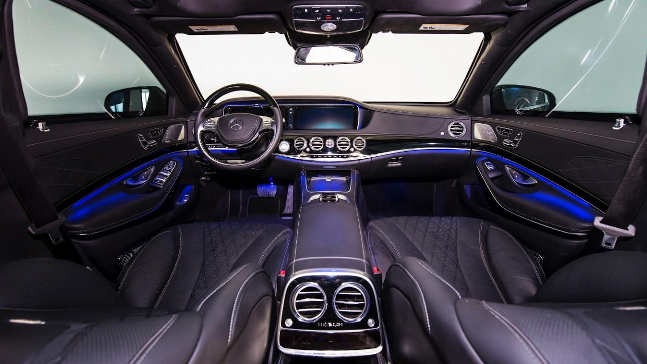 Limousine Car 2020 Interior