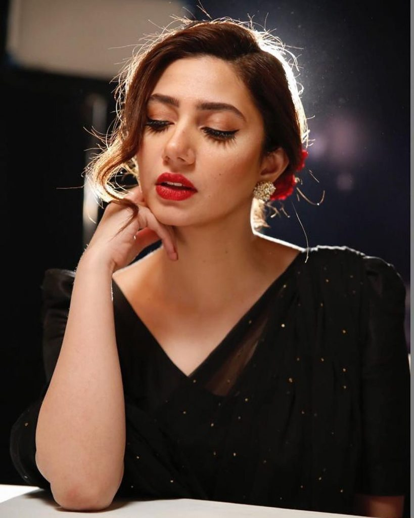 Mahira Khan for Forbes