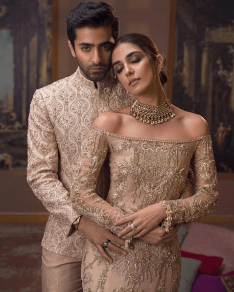 Maya Ali and Sheheryar Munawar's Latest Photoshoot Will Blow You Away!