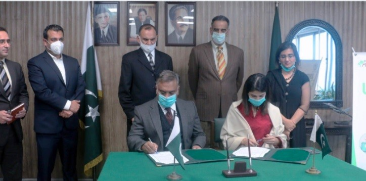 """Sehat Kahani - The Ministry of Narcotics Control has inked a memorandum of understanding (MoU) with Sehat Kahani (E-Health Clinic Network).  A Helpline will be setup under a pilot project UMANG for individuals who unfortunately fall into the habit of addiction and need help to connect to counselors, psychiatrists and psychologists. The Federal Minister Muhammad Azam Khan Swati witnessed the Ceremony. The Secretary Narcotics Control Shoaib Dastgir and senior officials of the ministry were also present.  The project """"UMANG"""" is an initiative launched by Ministry of Narcotics Control in collaboration with Sehat Kahani which would allow Pakistani youth to access Mental Health Counseling and referrals free of cost through a Helpline.  The Helpline will be free for three months.  The Helpline is expected to be active in the first week of January 2021.  """"The Ministry of Narcotics Control envisions a healthier and a productive nation, free from the menace of illicit drug usage, trafficking and manufacturing. Project 'Umang' is a step towards that vision,"""" Swati said. Under this initiative, Sehat Kahani will be providing free of cost, confidential and easily accessible Mental Health Counseling services through a dedicated 24/7 'Umang Helpline' to the youth to help them reduce the indulgence in excessive smoking or drug addiction, and to create awareness around the issues of addictions through a digital awareness campaign.  This Helpline service will be end-to-end encrypted, allowing the caller to connect with Sehat Kahani's Mental Health experts in less than a minute whilst ensuring total anonymity and confidentiality.  On the auspicious occasion, Azam Swati said that he is geared towards extirpating his menace from the society and save the youth from this evil.  The CEO of Sehat Kahani Dr. Sara Saeed Khurram said that drug users avoid seeking help due to the fear of stigmatization. The Helpline and mobile application will ensure anonymity and ease of accessibility, and help """