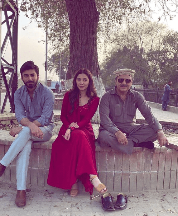Mahira Khan And Fawad Khan's Upcoming Film Releasing Soon!