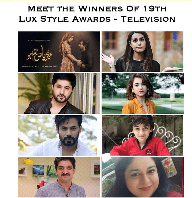 19th LUX Style Awards 2020 – Complete List Of Winners!