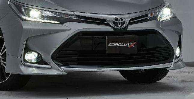 Corolla Altis X-Package Price Revealed in Pakistan!