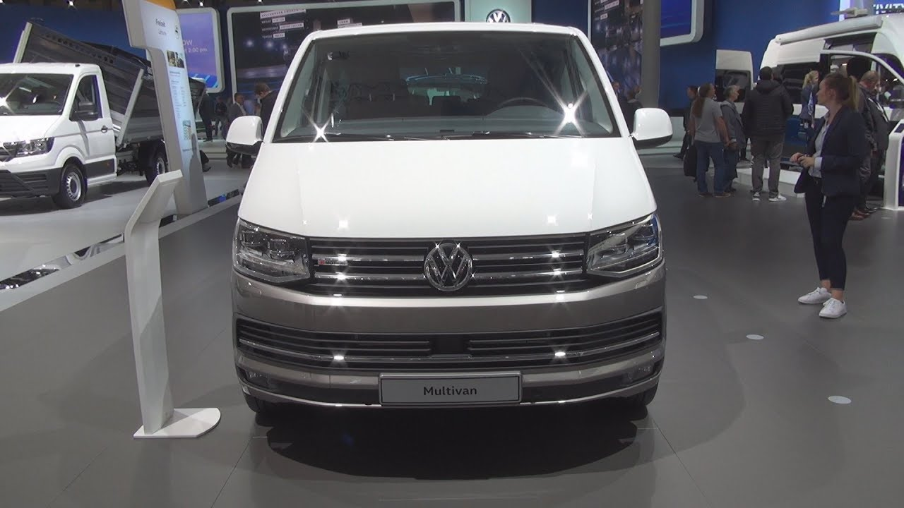 Volkswagen T6 2020 in Pakistan - Check Out Features and Technical Details