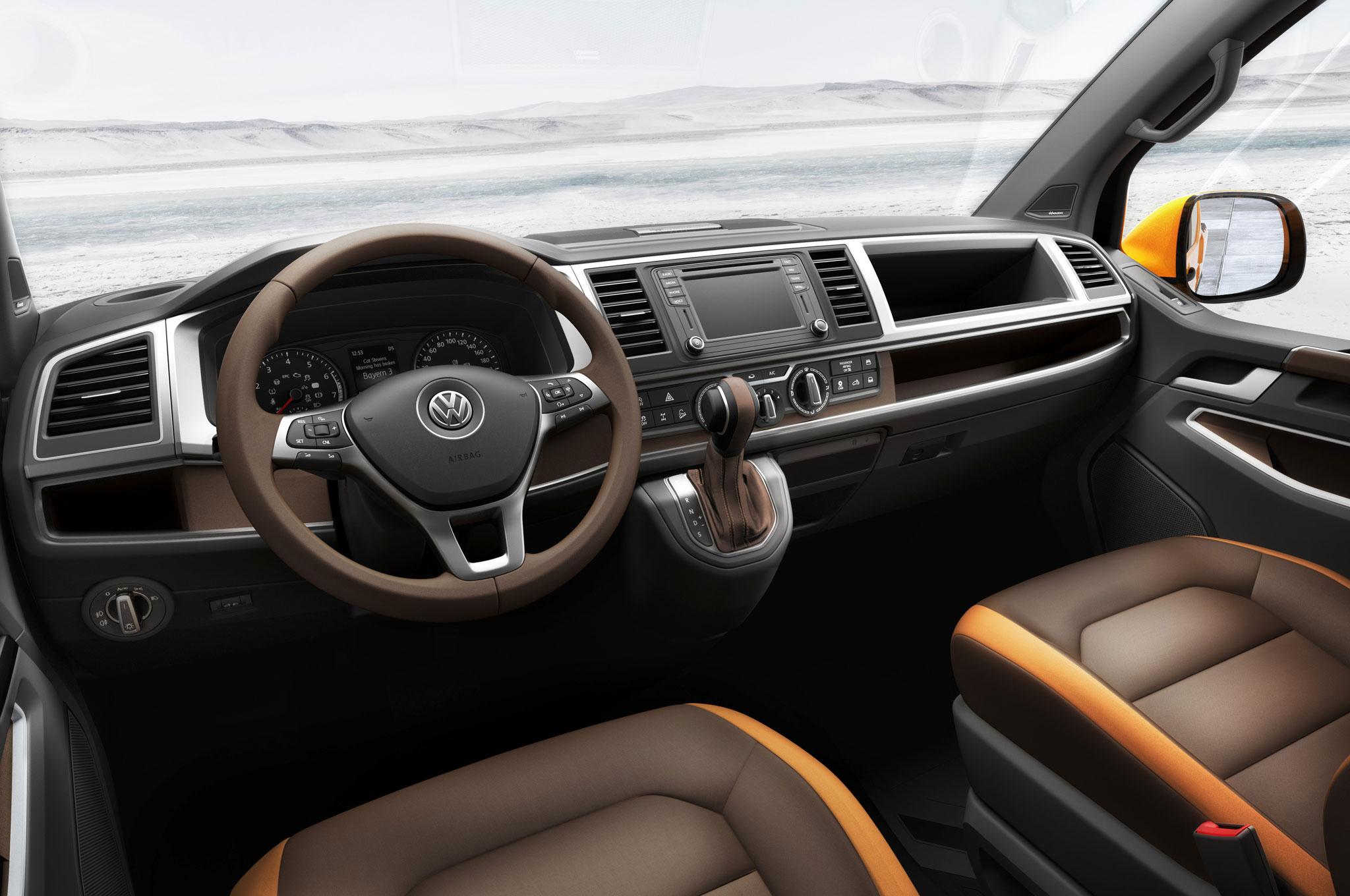 Volkswagen T6 2020 in Pakistan - Features