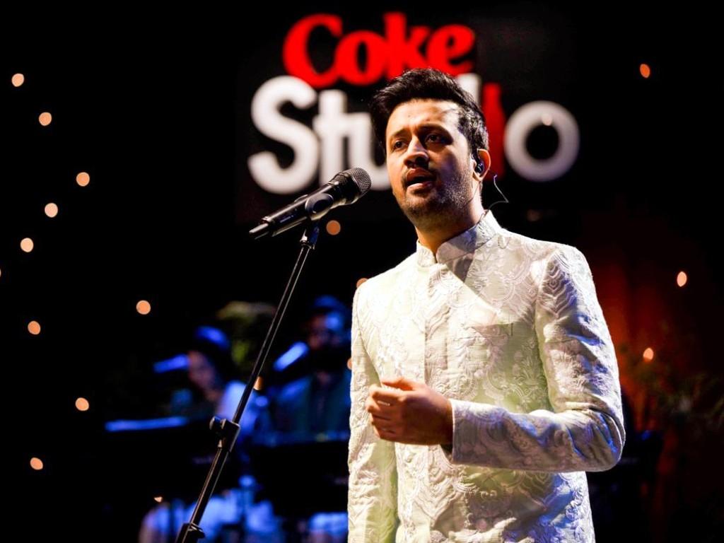 Atif Aslam for Forbes 100 Digital Stars List