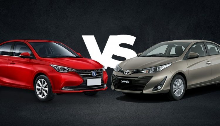 Changan Alsvin Vs. Toyota Yaris - Which One to Choose