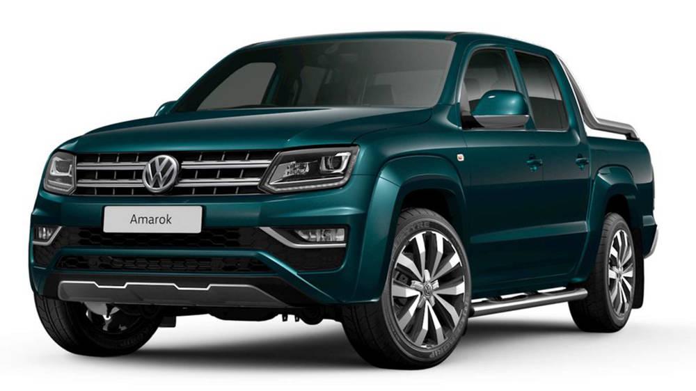 Volkswagen Amarok 2020 in Pakistan - Specs, Features and More!