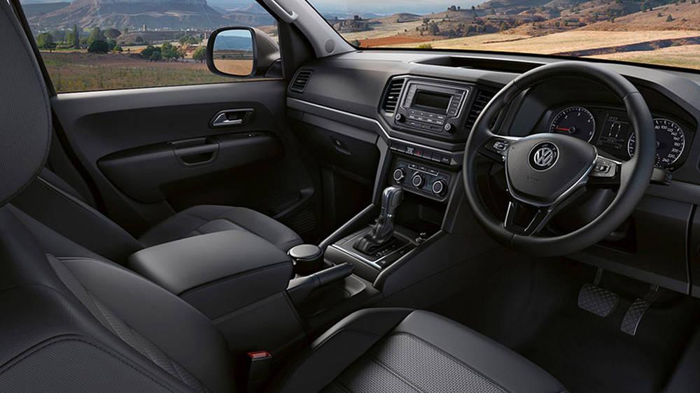 Volkswagen Amarok 2020 in Pakistan - Features