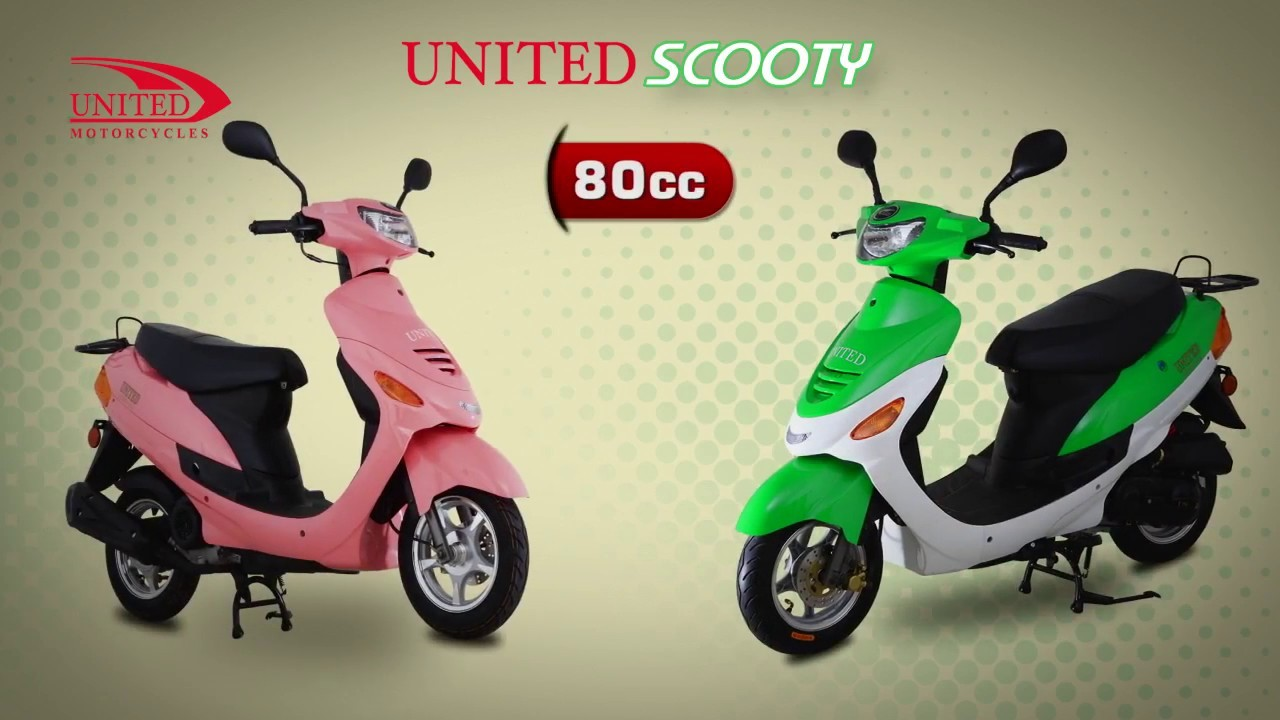 United 80cc
