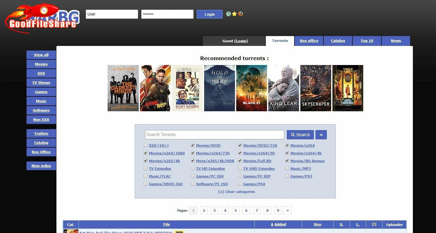 Best torrent sites for movie download