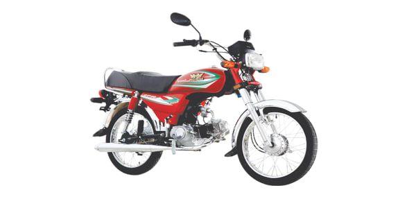 China bike in Pakistan