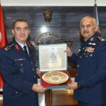 Air Chief Marshal Mujahid Anwar - ANKARA, Turkey: The Chief of the Air Staff Air Chief Marshal Mujahid Anwar Khan, who is visiting Turkey from January 12-16, held meetings with the senior Turkish defence officials and discussed ways to further promote Pakistan-Turkey defence ties. The visiting Pakistani dignitary separately called on the Turkish Minister for National Defence Hulusi Akar, the Chief of the Turkish General Staff General Yaşar Güler, the Turkish Air Force Commander General Hasan Küçükakyüz, and the Head of the Presidency of Turkish Defence Industries Professor Dr Ismail Demir. During his interaction with the top Turkish Defence Officials, the Chief of Air Chief of Pakistan reiterated his commitment to enhance cooperation with Turkey in the fields of defence production, security and training by capitalizing on the respective strengths of each side. Air Chief Marshal Mujahid Anwar also appreciated the Turkish defence production sector which has made good progress over the last few years. The Air Chief had a detailed meeting with the Turkish Air Force Commander General Hasan Küçükakyüz. Air Chief Marshal Mujahid Anwar thanked Turkey for the regular participation of Solo Turk in the national day celebrations of Pakistan. Various matters of mutual interest aimed at further promoting ties between the air forces of the two brotherly Countries were deliberated. Both sides discussed in detail how the air forces of the brotherly countries could enhance collaboration and exchange expertise in meeting the challenges of the contemporary world. This included Pakistan's participation in the Anatolian Eagle multinational exercise in Turkey, the Turkish Air force participation in various exercises organized by the Pakistan Air Force (PAF), training and exchange of pilots, as well as defence production. During his stay in Ankara, Air Chief Marshal Mujahid Anwar Khan also visited Turkish Aerospace Industries (TAI), the leading technology firm HAVELSAN as well as the Milit