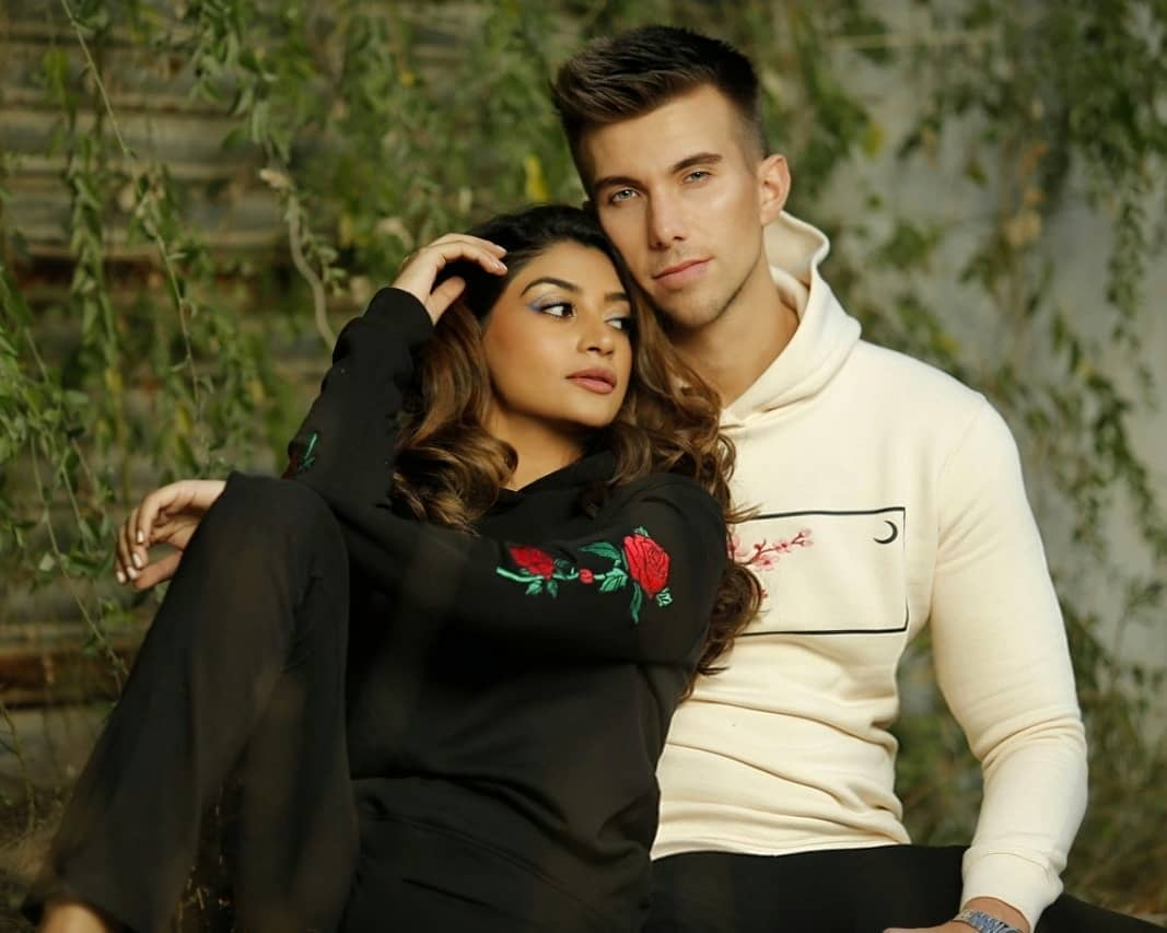 """A few days back we came across a news that took social media by storm and it was about a German Vlogger Christian Betzmann. The famous vlogger has recently converted to Islam and he announced it via an Instagram post. Well... it was only the first part of the big news. The second part revealed that Pakistani actress and model Zoya Nasir is going to tie the knot to Christian Betzmann very soon. Here we have got further details!  Zoya Nasir To Tie Know with Christian Betzmann!  According to the latest updates, Christian Betzmann, the German vlogger who recently converted to Islam, will be marrying Pakistani model and actress Zoya Nasir.  When Christian Betzmann Converted to Islam!   Betzmann announced his conversion to Islam in an Instagram post. While making this big announcement, Christian penned a heartwarming caption as:  """"ISLAM IS THE RELIGION OF PEACE AND I FELT A DEEPER CONNECTION AND SOMETHING I WANT TO EXPERIENCE AND EXPLORE DEEPER FOR MYSELF,""""  He further added:  """"GROWING UP IN EUROPE, THE WORD ISLAM WAS ALWAYS CONNECTED WITH NEGATIVITY, WAR, TERRORISM AND TO BE COMPLETELY HONEST, I WAS NEVER A RELIGIOUS PERSON BEFORE SO I DIDN'T REALLY CARE WHAT PEOPLE THOUGHT BACK THEN. MY BEST CHILDHOOD FRIENDS WERE MUSLIMS AND DEEP INSIDE, WE ARE ALL HUMAN BEINGS IN THE SAME SIMULATION WE CALL LIFE.""""  A number of celebrities gathered in the comments section and lauded Betzmann by welcoming to accept Islam. These celebrities included Zaid Ali, Sham Idress, Minal Khan, and Zara Noor Abbas.  Moreover, Christian Betzmann has also visited various places in Pakistan. The list of these places includes Skardu, Karachi, and many others. He keeps on making creative vlogs about Pakistan.  Some Adorable Clicks of Zoya Nasir & Christian Betzmann   Here we have got some of the adorable clicks of Zoya and Christian while setting the couple goals. Take a look!          Want to add something to this write-up? Don't forget to share your valuable feedback with us!"""
