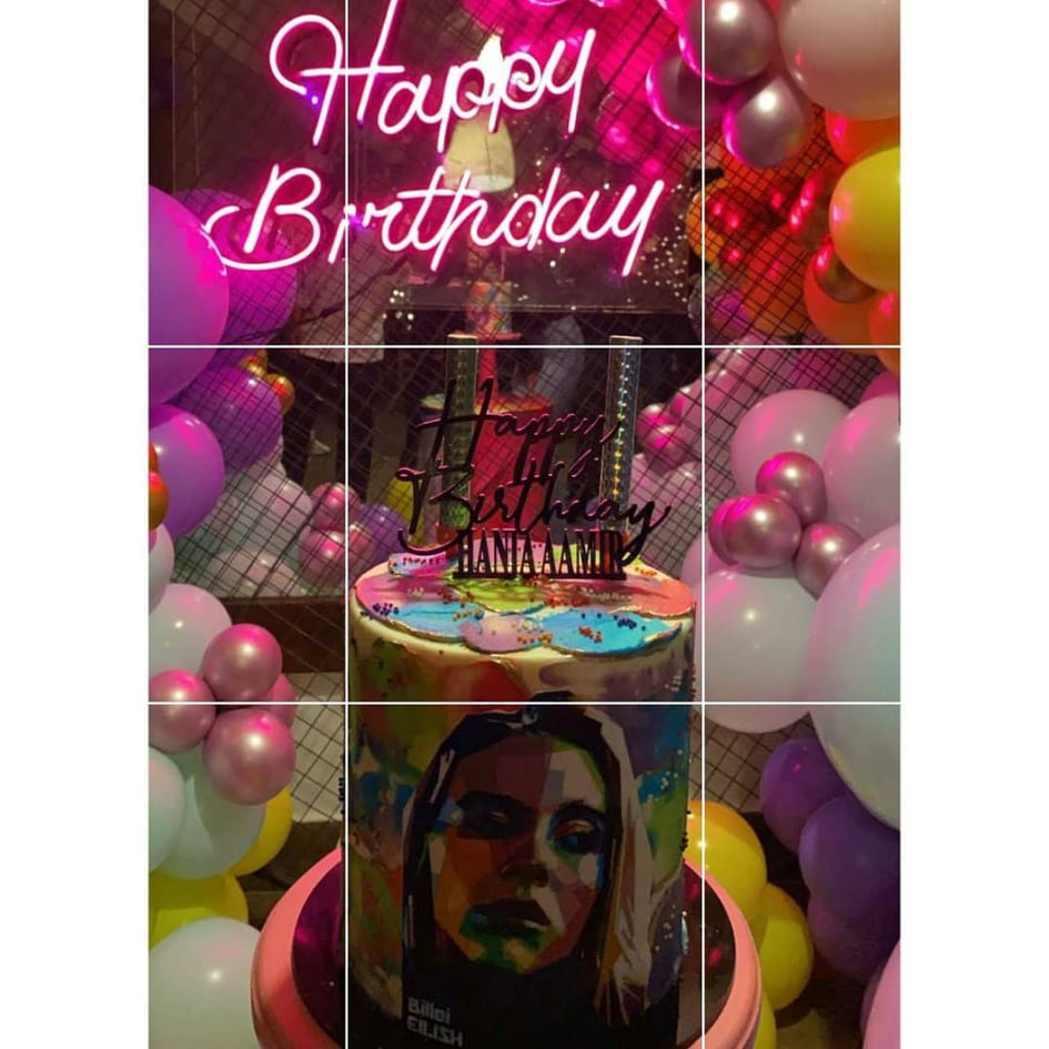 Hania Amir Turns 24 - Here Is A Glimpse into Her Birthday Bash!