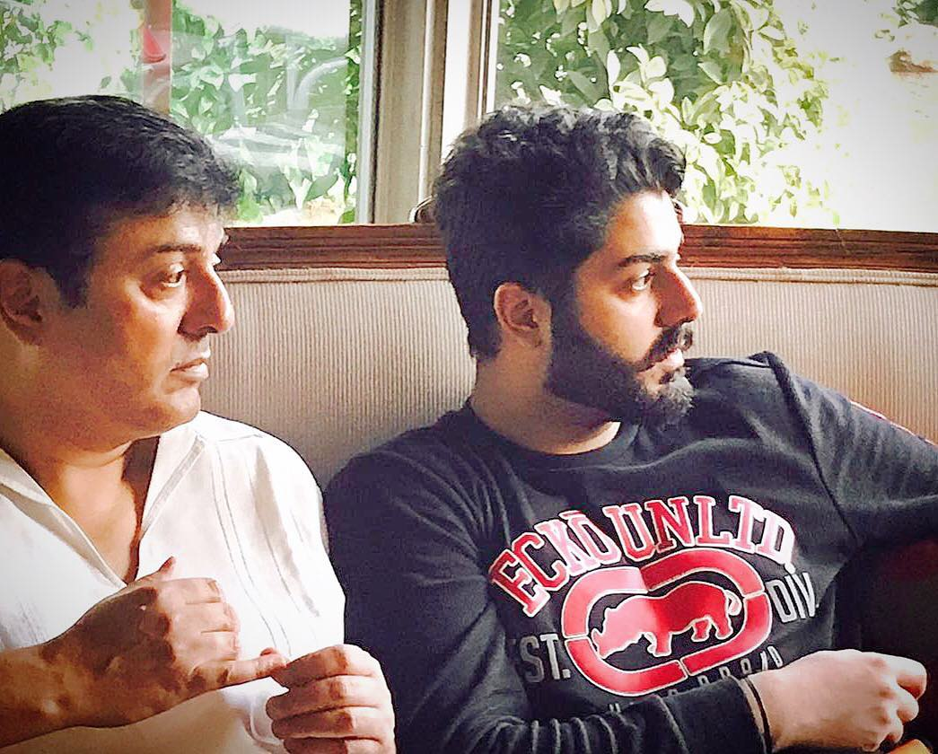 Noman Ijaz Hints On His Son To Make Way To Industry - Details Inside!