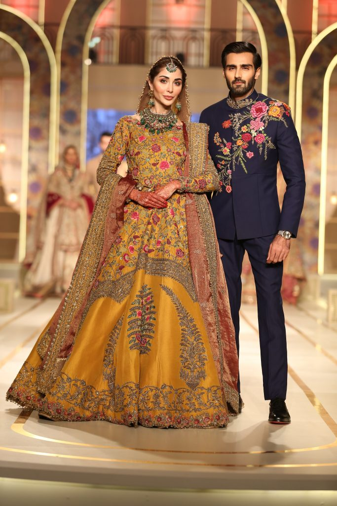 Pantene HUM Bridal Couture Week - A Glimpse Of Day 1 In Photos!