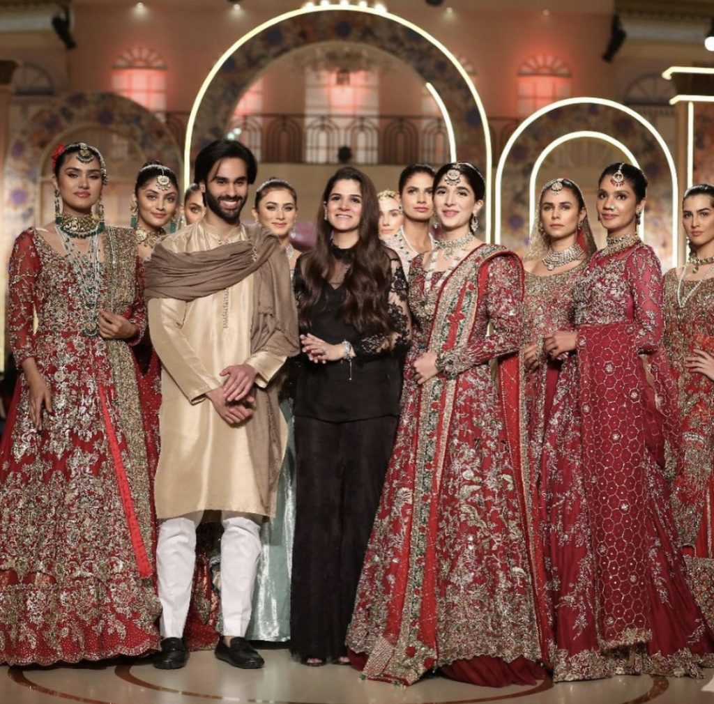 HUM Bridal Couture Week - Check Out Day-2 Photos Spreading Colors!