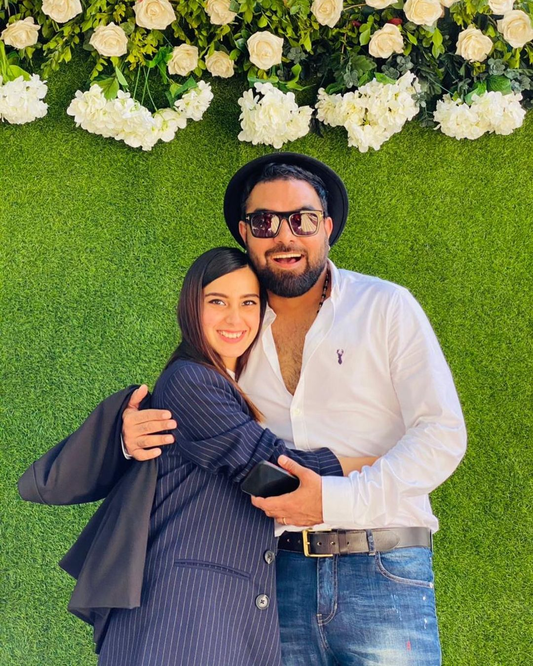 Yasir Hussain Makes Fans Count Benefits of Riding on Scooty with Wife!