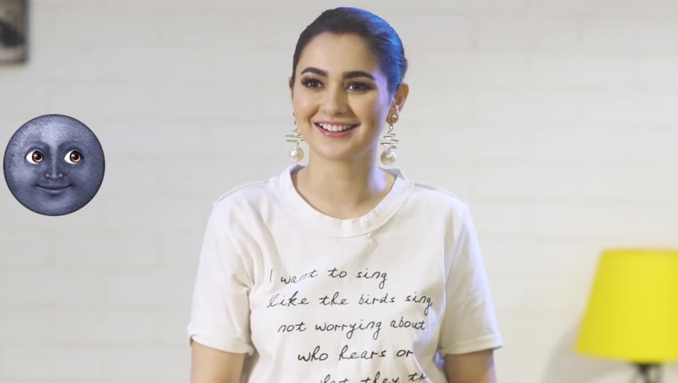 Hania Amir Reveals The Unknown Details Of Joining Showbiz