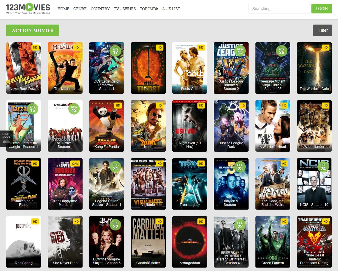 Top 30 free movie download websites 2021