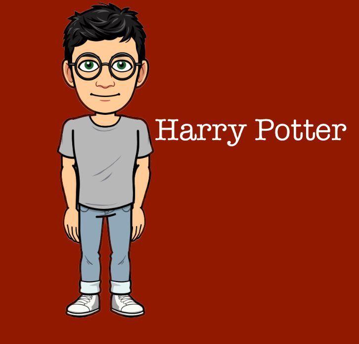Harry Potter Bitmoji - Here's how to use it.