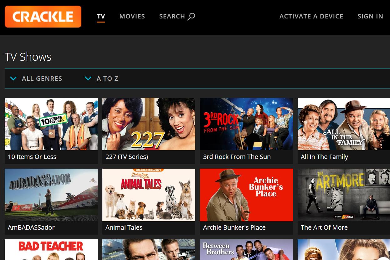 Top 30 free movie download websites