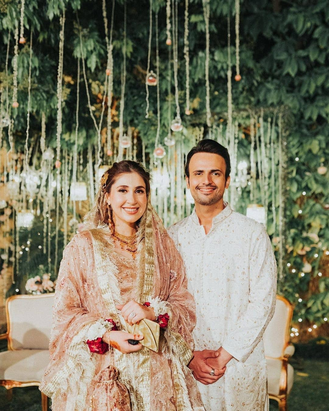 Usman Mukhtar Leaves His Fans Surprised By Tying The Knot - Pictures!